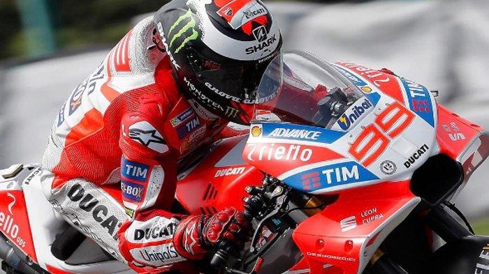 Ducati Tidak Bisa Menerima Jika Performa Lorenzo tak Lebih Baik dari Musim 2017