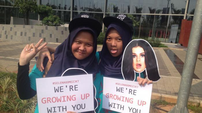 Selena Gomez Konser Malam Ini, Selenator Indonesia Siapkan Kejutan Istimewa