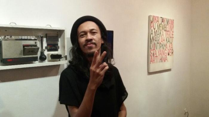 Hallo Seniman Belitung, Yuk Intip Pameran Tunggal Desainer Farid Stevy di Jogja