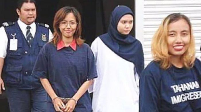 Ngaku Tak Punya Kewarganegaraan, Dua Putri Petinggi Sunda Empire 13 Tahun Ditahan Imigrasi Malaysia
