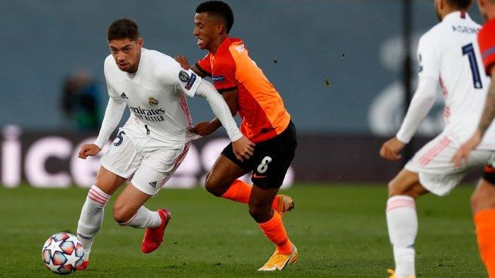 Shakhtar Donetsk Vs Real Madrid, Luis Castro Pede Bisa Bikin Los Blancos Nangis Kedua Kalinya
