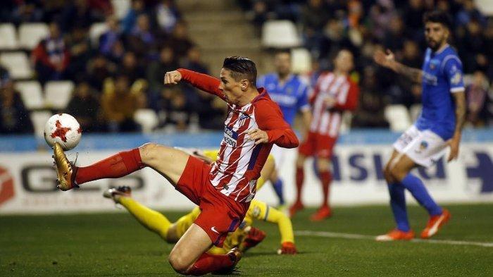 Saksikan LIVE STREAMING Atletico Madrid Vs Getafe CF Pukul 19.00 WIB!