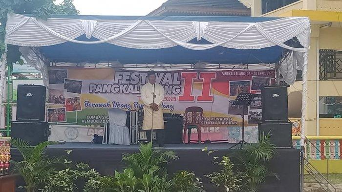 Festival Pangkallalang II Berakhir, Antusias Peserta dan Warga jadi Kebanggaan Bersama