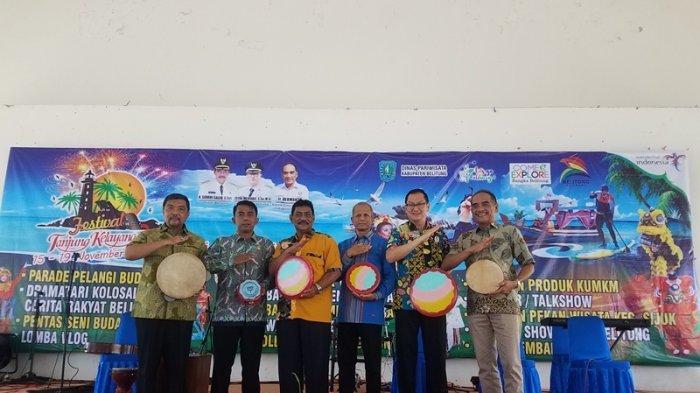 Sanem Ingin Festival Tanjung Kelayang Jadi Satu Pekan