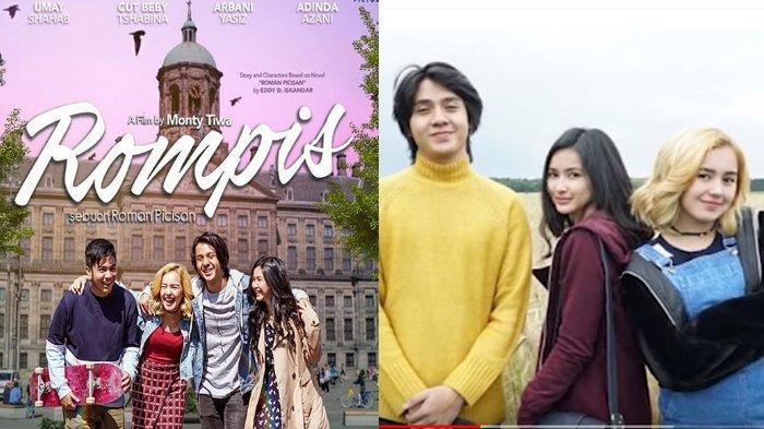 Bintang Film Rompis Ini Ungkap Pengalamannya Liburan ke Belitung, Bilang Indah Sampai Ngaku Bahagia