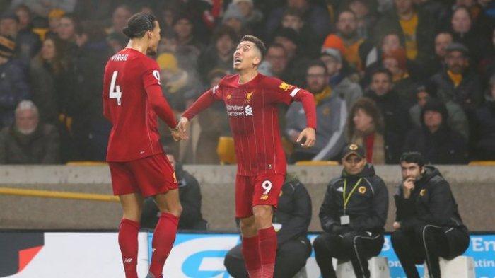 Liverpool Masih Perkasa, Berikut Fakta-faktanya Usai Menang Tipis Lawan Wolves