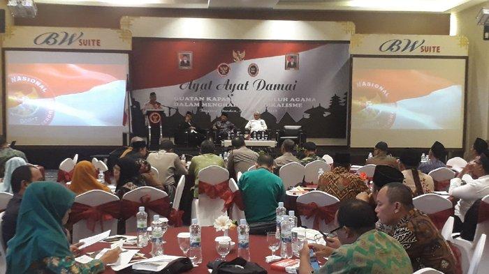 FKPT Babel Ajak Tokoh Agama Cegah Radikalisme di Belitung