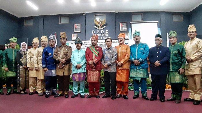 DPRD Gelar Paripurna Istimewa Hari Jadi Belitung: Semoga Masyarakat Lebih Sejahtera