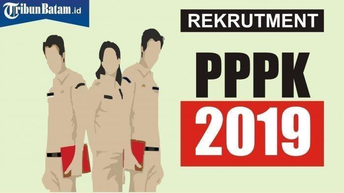 Cek Disini, Daftar Lengkap Formasi PPPK 2019 & Persyaratannya, Link Pendaftaran di sscasn.bkn.go.id