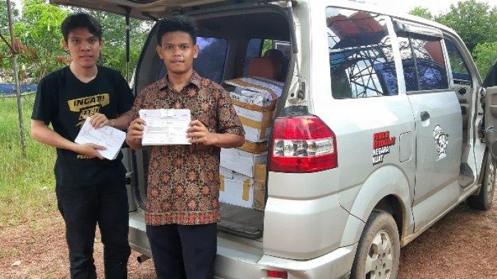 KPU Belitung Timur Distribusikan C6, Target Tiga Hari Sebelum Pemungutan Suara Selesai