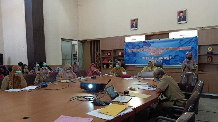 Forum Komunikasi Sijares Belitung Timur Terbentuk