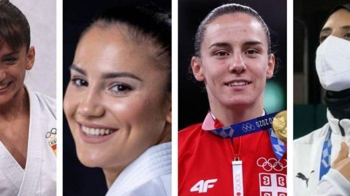 Deretan Pendekar Perempuan yang Menyabet Emas dalam Olimpiade Tokyo 2020 Cabang Karate