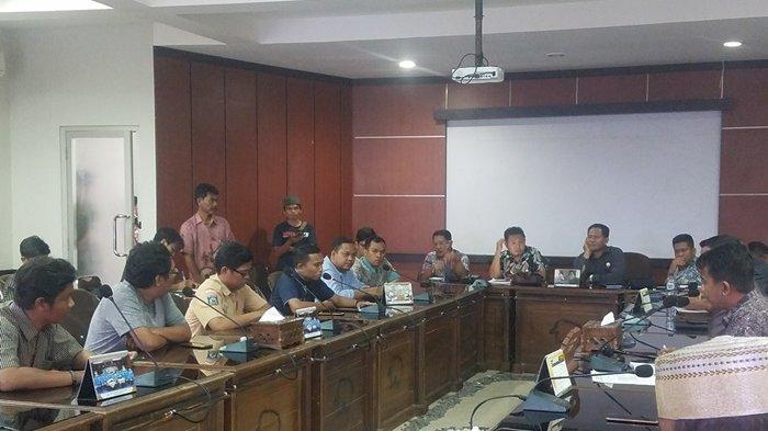Warga Keluhkan Pemadaman Listrik, DPRD Belitung Kecewa Pihak PLN Tak Hadir, Dua MPP PLN Rusak