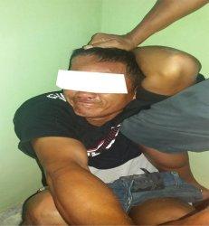 Beredar Foto Lelaki Hidungnya Berdarah, Netizen Komentar Begini