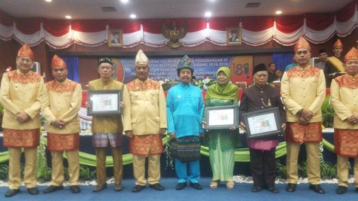 Rapat Paripurna Peringatan HJKT ke 181, Ketua DPRD Belitung Sebut Ini