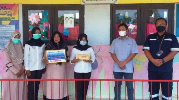 PT Timah Bantu Renovasi PAUD Nujau Lestari,Bentuk Dukungan Pada Sektor Pendidikan