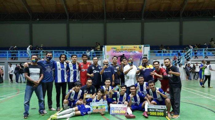 Turnamen Futsal Pelangi Cup III Sukses meski di Tengah Pandemi