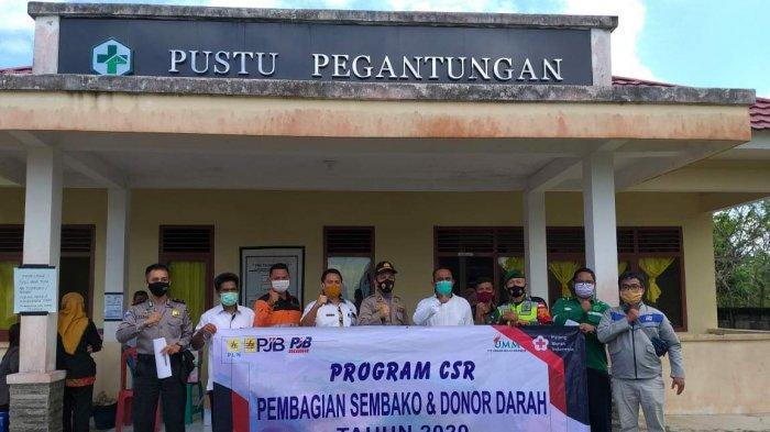Program CSR PT PJB PLTU 2020 di Tengah Pandemi