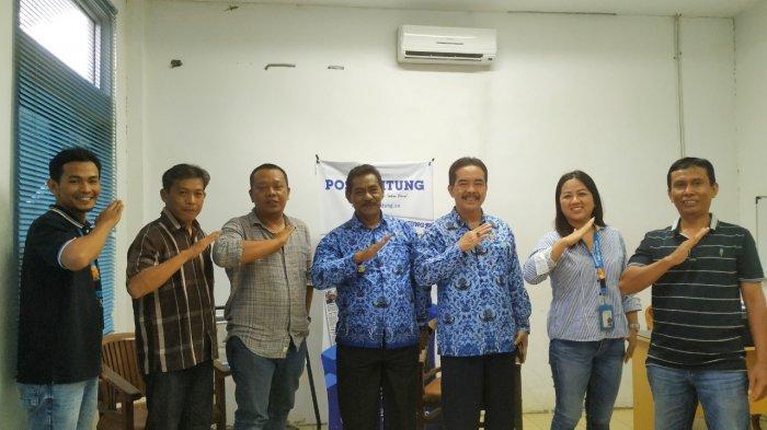 Terobosan Bupati Belitung Tangani Imbas Pandemi Covid-19
