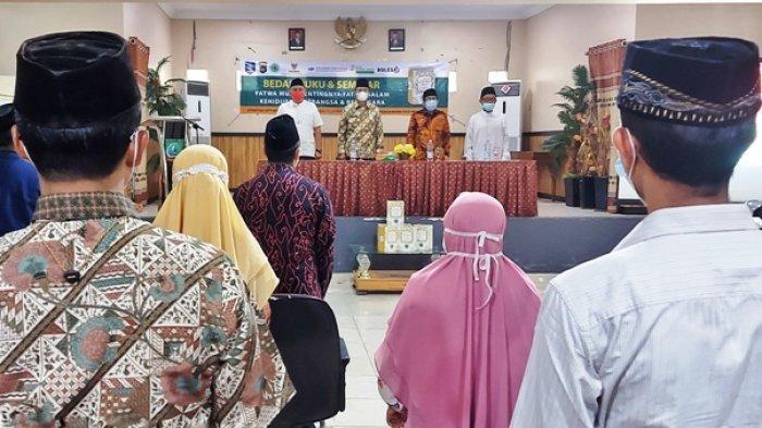 Bedah Buku Kumpulan Fatwa, MUI Ingin Masyarakat Jadikan Fatwa Sebagai Rujukan