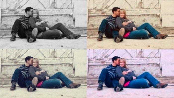 Meski Sudah Bercerai dan Menikah dengan Orang Lain, Pasangan Ini Selalu Foto Bersama Setiap Tahunnya