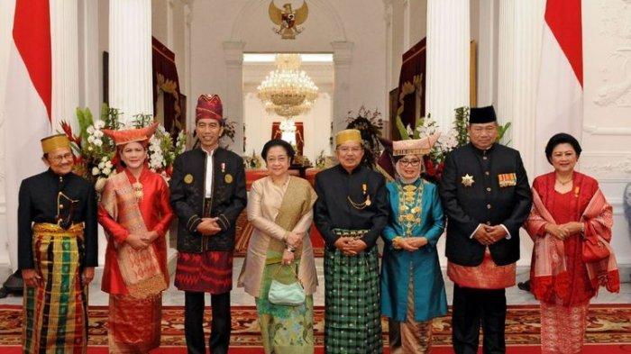 Foto Bersama Pemimpin Bangsa Satu Dalam Indonesia