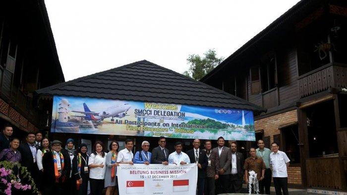 SMCCI Lihat Peluang Bisnis di Belitung