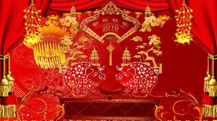 Feng Shui Imlek 2019 - Warna Keberuntungan dan yang Dipakai di Tahun Babi 2019