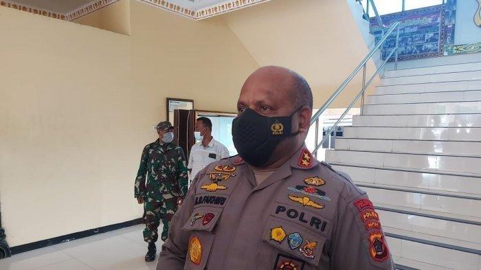 KKB Sempat Tembaki Helikopter Saat Proses Evakuasi Bharada Komang Wiranata di Ilaga Papua