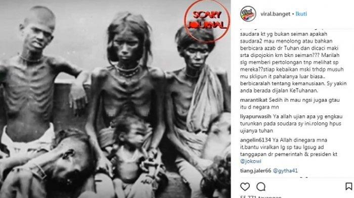 Miris! Foto-foto Orang Diambang Kematian Gegara Nasib yang Menyedihkan, Selama Ini Disembunyikan