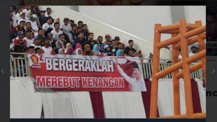 Salah Cetak Spanduk Prabowo, Nasib Pemilik Percetakan Berakhir Seperti Ini