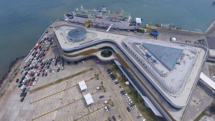 ASDP Catat Trafik Angkutan Logistik di Pelabuhan Merak-Bakauheni Meningkat 24 Persen