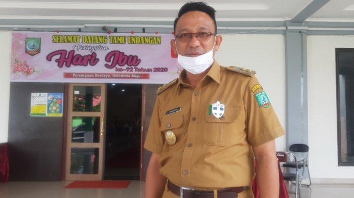 Jelang Pemungutan Suara Pilkada Belitung Timur, Burhanudin Kembali Beraktivitas Sebagai Wakil Bupati