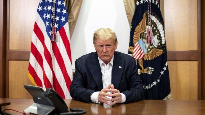 Muak dengan Sikap Trump terhadap Covid-19, Jurnal Medis AS Memintanya Angkat Kaki dari Gedung Putih