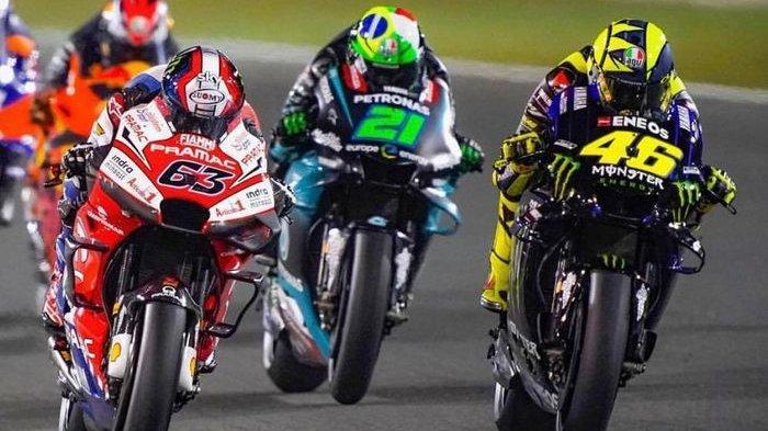 Komentar Murid Valentino Rossi Siap Hadapi MotoGP Argentina