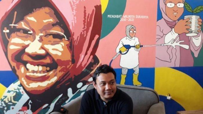 Profil Fuad Bernardi, Putra Sulung Tri Rismaharini Tak Lolos Ikut Seleksi Direksi PDAM