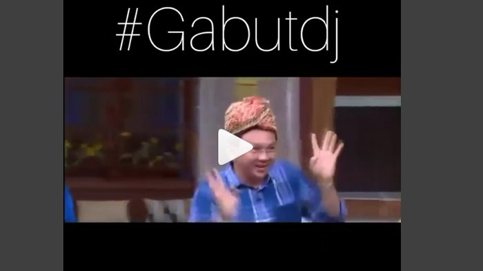 Video Gabut DJ Ahok Beredar di Media Sosial, Netizen Kaget Sampai Tertawa Geli