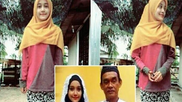 Viral! Gadis Cantik 18 Tahun Ini Tertarik Lelaki 66 Tahun, Akhirnya Menikah