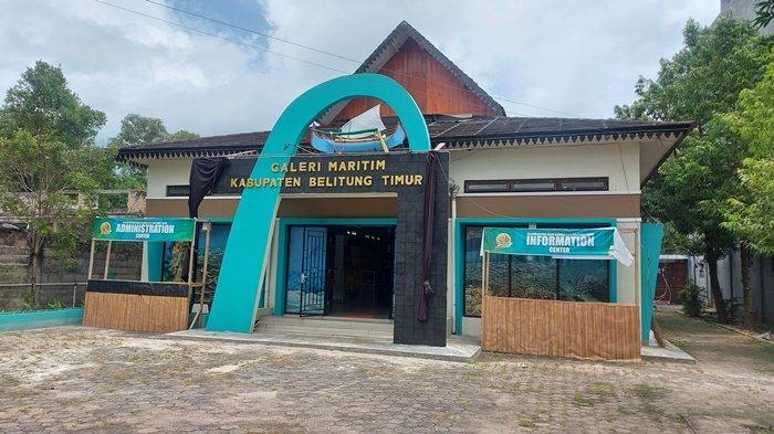 Yuk Berwisata Sejarah di Galeri Maritim Belitung Timur, Selisik Peninggalan Kapal Tenggelam - gal1.jpg