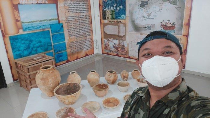 Yuk Berwisata Sejarah di Galeri Maritim Belitung Timur, Selisik Peninggalan Kapal Tenggelam - gal5.jpg