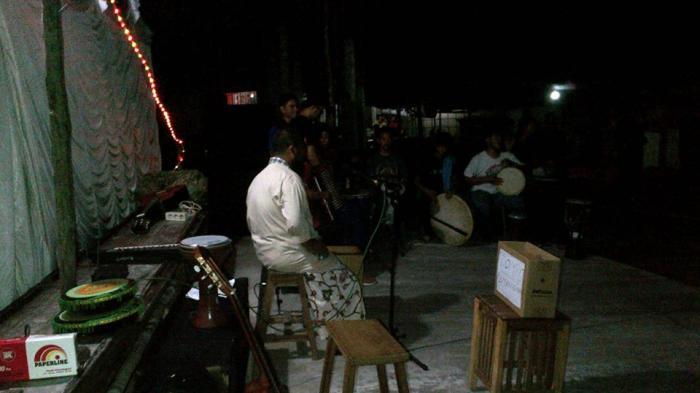 Komunitas Telinsong Budaya Galang Dana Bagi Pasien Kanker Payudara Stadium IV