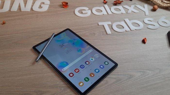 Harga Samsung Galaxy Tab S6 Tablet Bakal jadi Pengganti Laptop, Cek Fitur Unggulannya