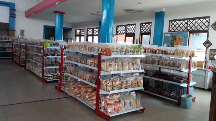 Produk Olahan Ikan dan Jeruk Kunci Jadi Primadona di Galeri KUMKM Belitung