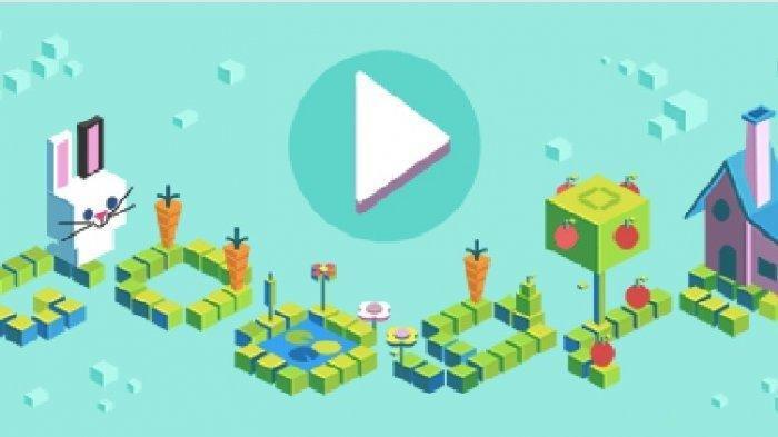 Asyik dan Mudah Dimainkan Game Google Doodle 'Coding for Carrots', Begini Caranya