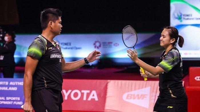 Live Streaming Final Thailand Open, Sebentar Lagi Perjuangan Dimulai, 2 Ganda Indonesia Rebut Gelar