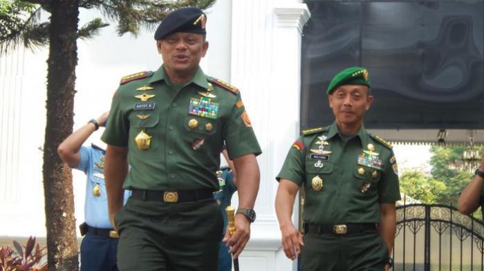 Panglima TNI: Senjata yang Dibeli Paspampres di Amerika Serikat Legal