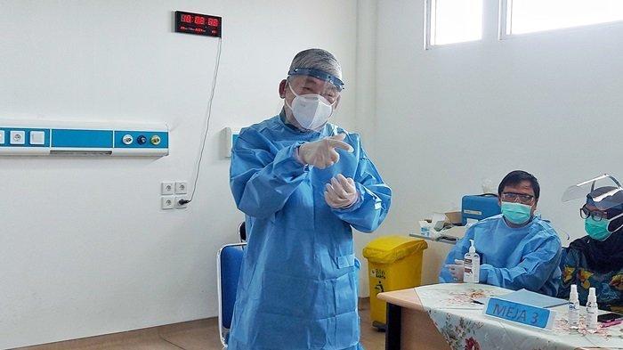dr Helly Tjandra Harap Desa dan Instansi Pemerintah Giatkan Donor Darah