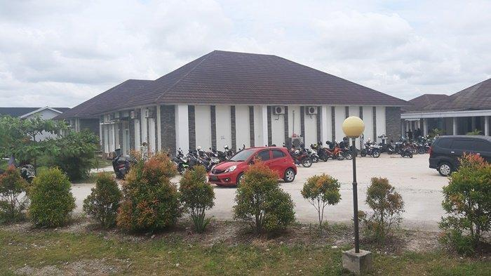 Gedung ICU RSUD Marsidi Judono yang direncanakan dijadikan Corona Centre.