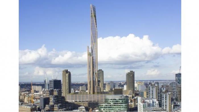 Gedung Pencakar Langit Kayu Pertama Akan Dibangun Setinggi 300 Meter