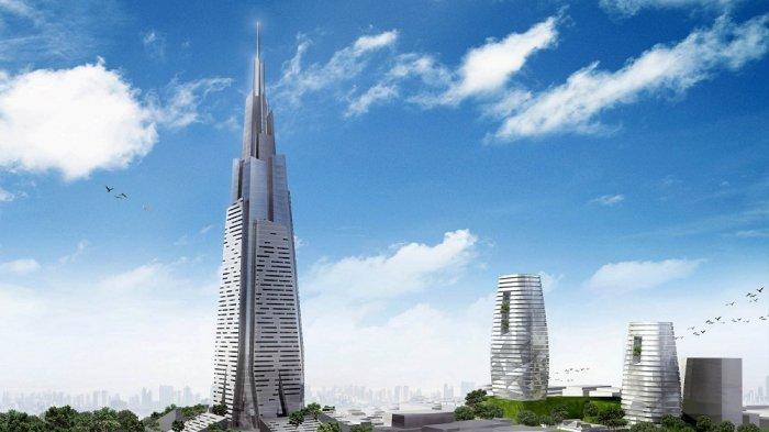 Menara Kompas, Salah Satu Gedung Tertinggi di Indonesia Jadi Spirit Bangkitnya Industri Media